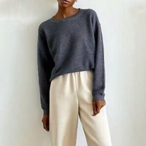 Aritzia Wilfred Free Isabelli wool sweater